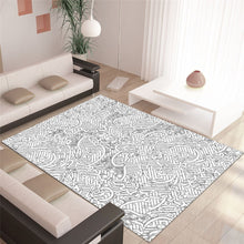 Kurashikku - The classic living area indoor rug