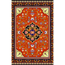 Leena - The traditional living area rug