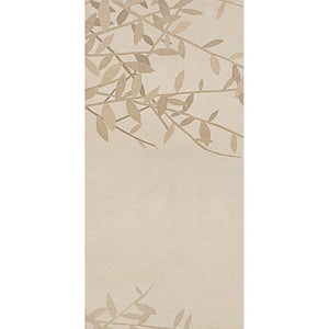 lehdet - the simple beige contemporary rug