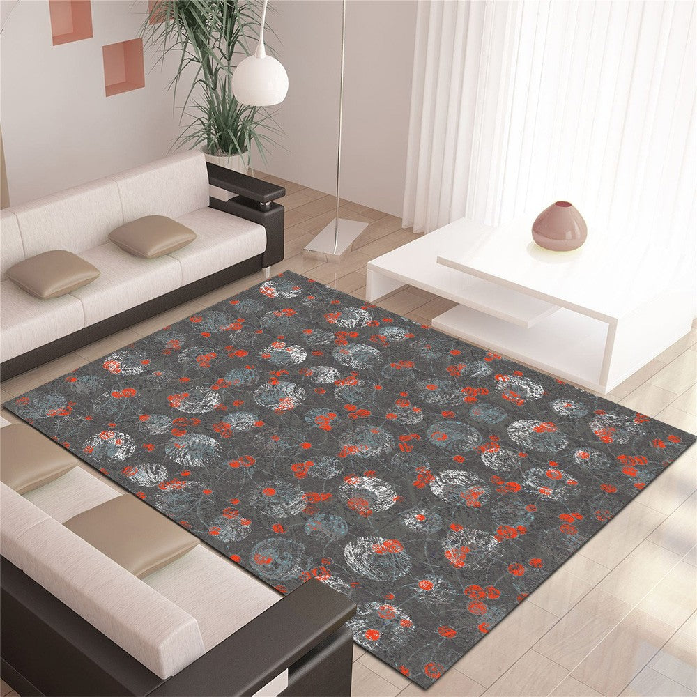 Luna - The designer woven living area rug