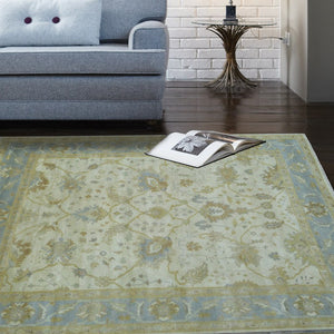 meliha - the traditional parsian living-room rug