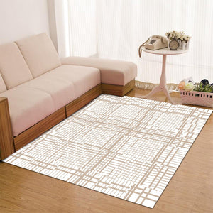 Miran - The simple hand woven indoor rug