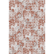 Mmiri - The floral designer area rug