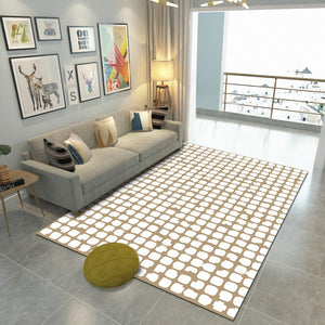 Nieta - The simple contemporary area rug