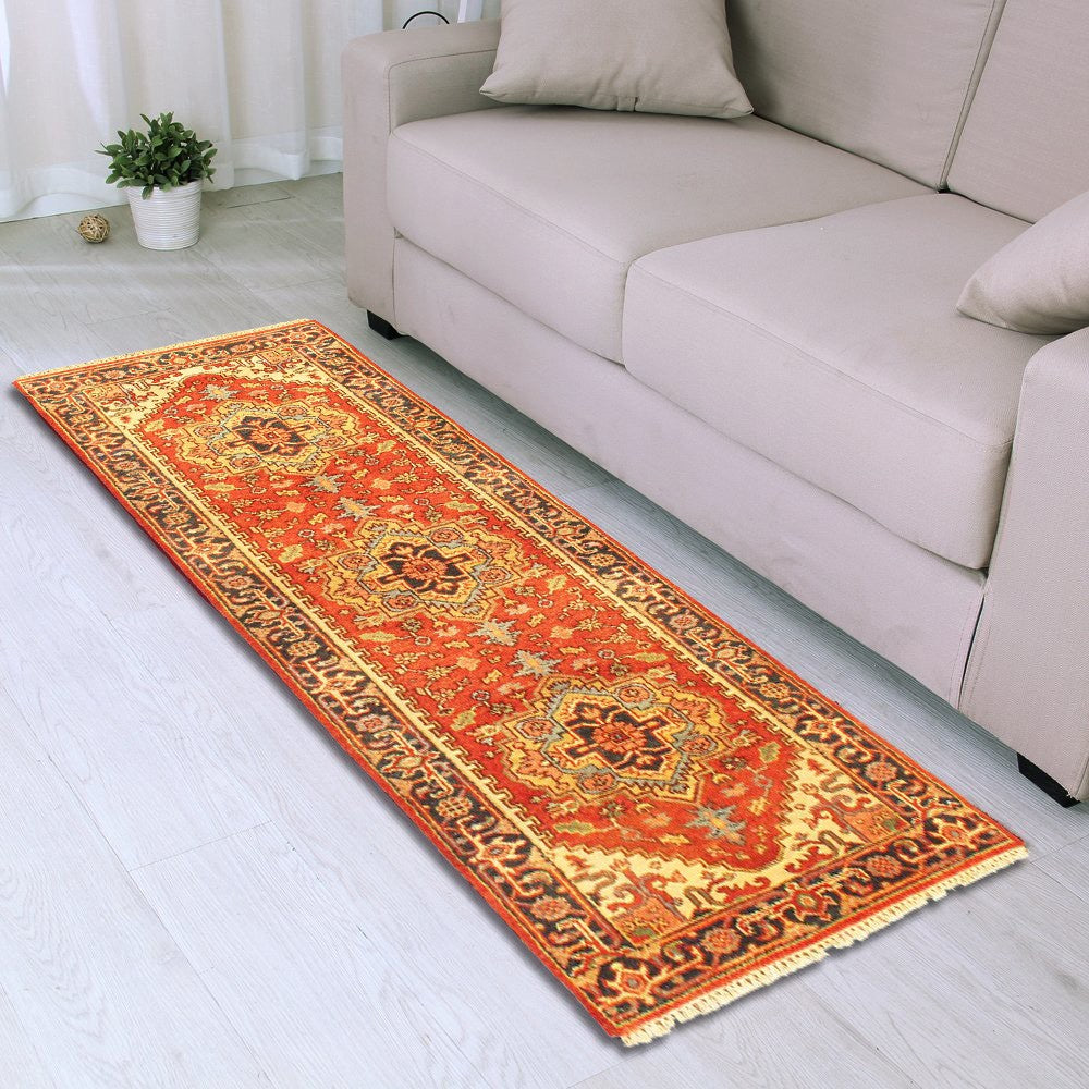 monica - a traditional persian indoor rug