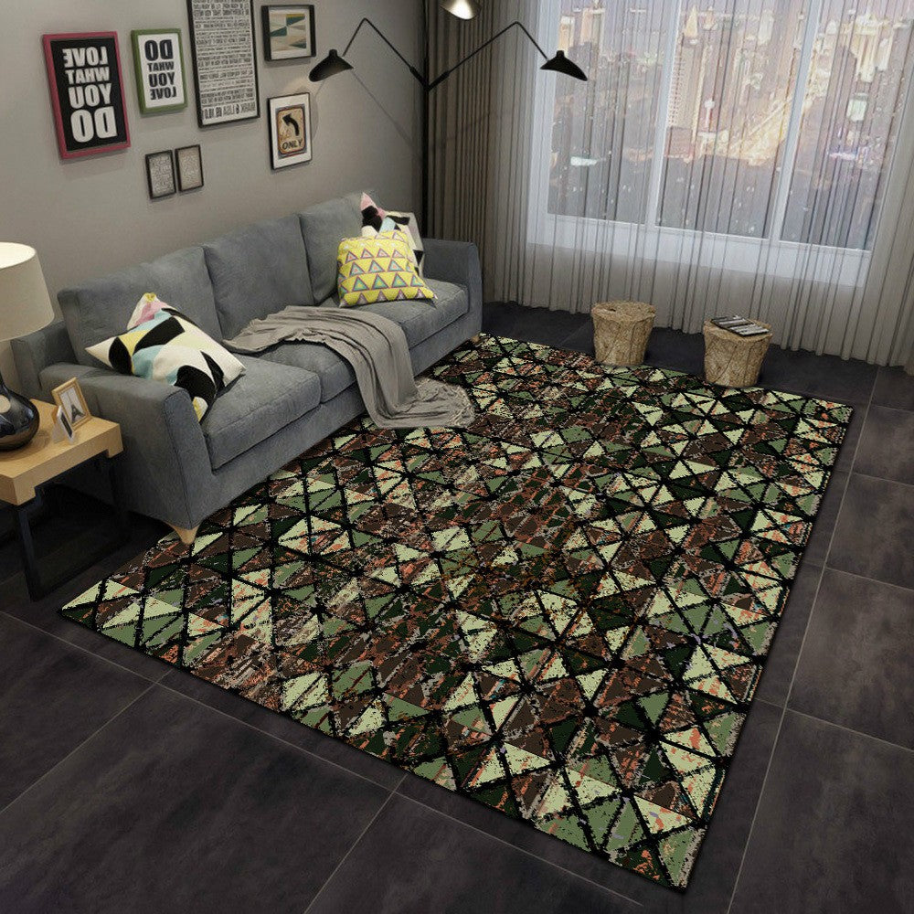 Myles - The hand woven living area rug