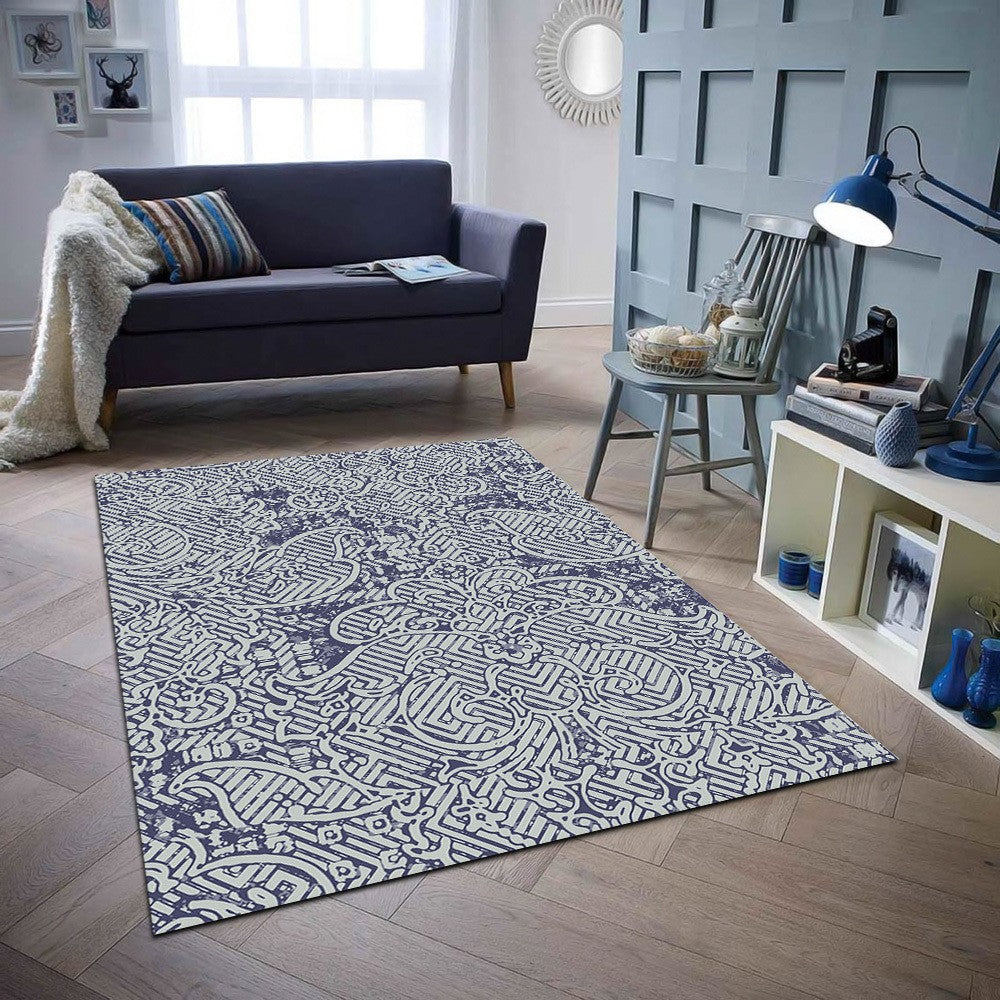 Nidifi - The classic hand woven indoor area rug