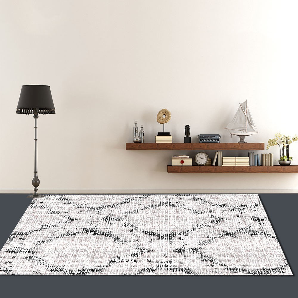 Nirbhula - The simple designer indoor rug