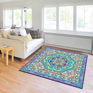 Nova - The bright traditional woven rug