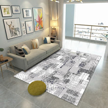 Painaa - The gray hand maid indoor rug