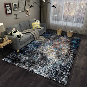 Raven - The beautiful dark indoor area rug