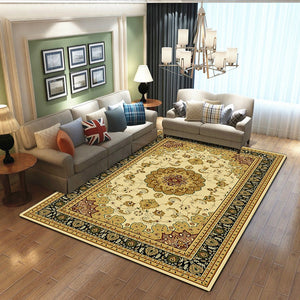 Riva - The traditional bedroom area rug