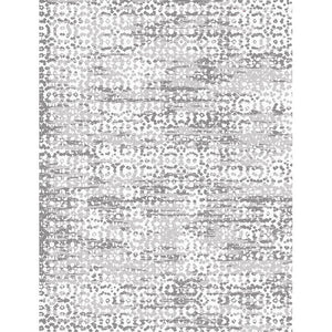 Rovellat - The gray contemporary area rug