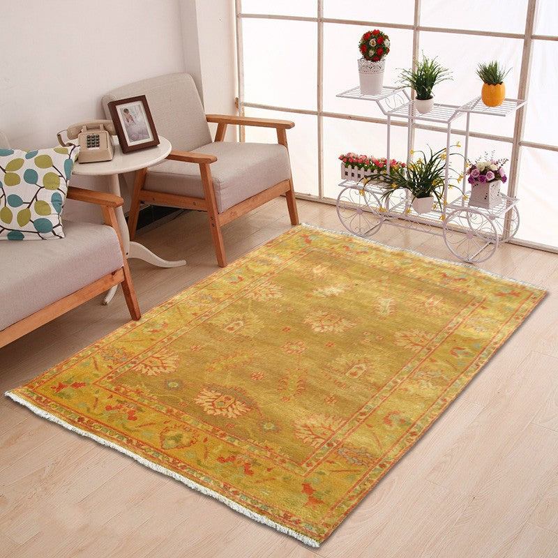ryan - a traditional kazakh bedroom rug