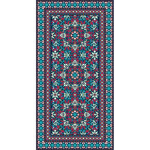Safi - The designer hand made area rug