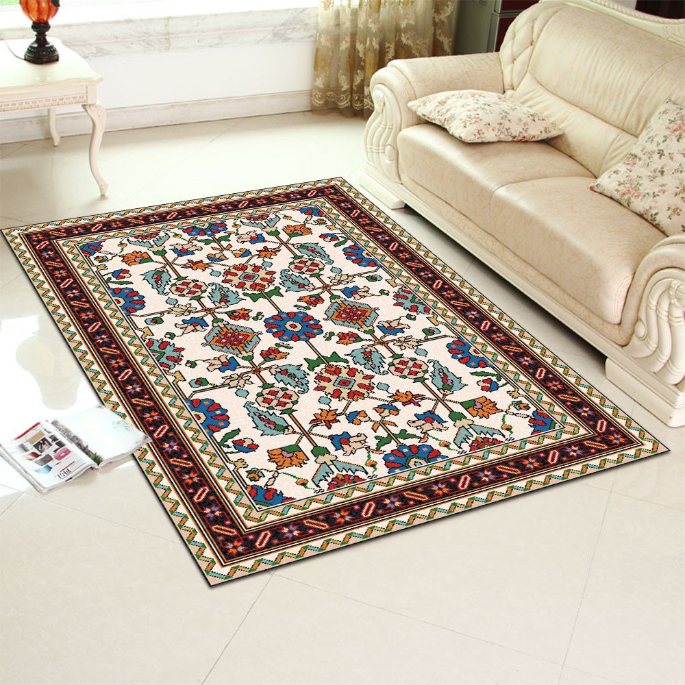 Shazam - The hand woven country area rug