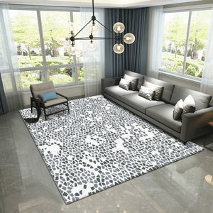 Simer - The designer bedroom area rug