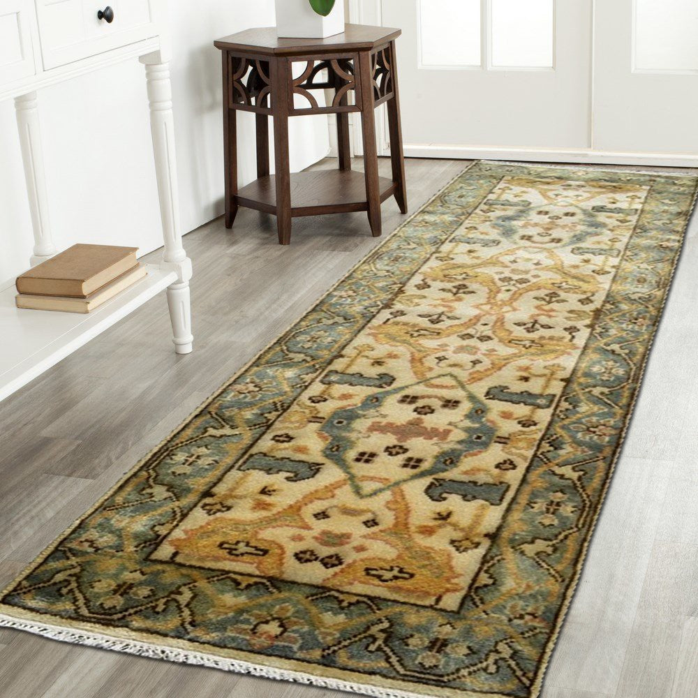 siran - a traditional living-room runner rug