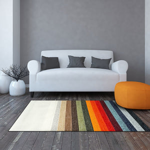 Tae - The colorful modern area indoor rug