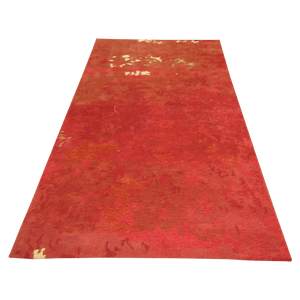 Verroes - the red indoor living area rug
