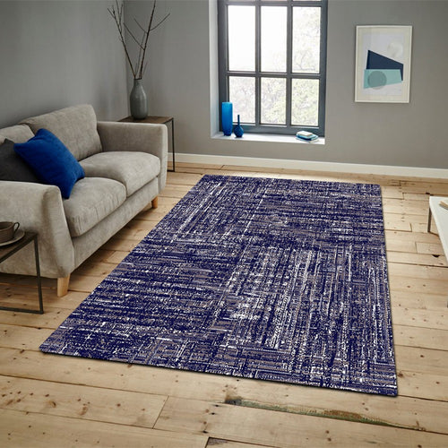 Vrana - The beautiful dark indoor area rug