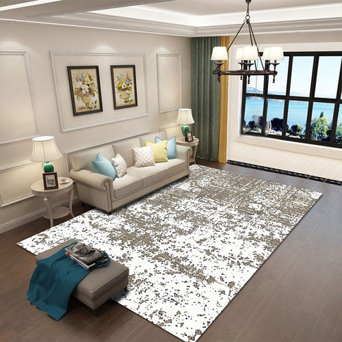 Waak - The simple indoor bedroom rug
