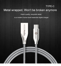 Load image into Gallery viewer, Premium Zinc Alloy Type C Unbreakable Cable