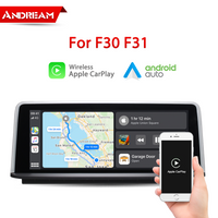 "8.8""/10.25"" wireless Apple CarPlay + Android auto  for BMW Series3 4 F30 F31 F34 F32 F33 F36 F80 Head unit"
