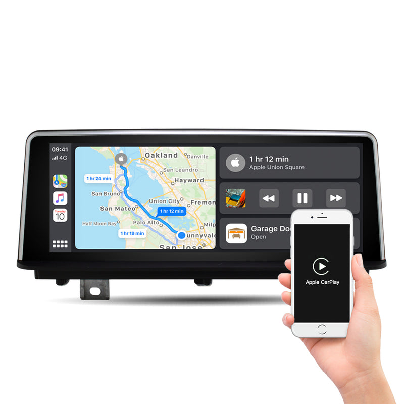 "Andream 8.8"" wireless Apple CarPlay + Android auto  multimedia Head unit for BMW Series 1 2 F20 F21 2013-2017"