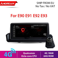 10.25'' / 8.8''  Android 9.0 Qualcomm 8-core 4G+64G 4G-LTE GPS radio player navigation ID7 FOR BMW E90 E91 E92 E93 3 series - Andream(US)