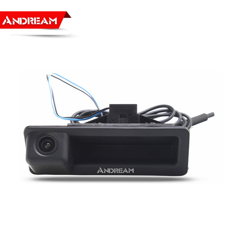 CCD HD Car Rear View Camera For BMW F30 F48 E60 E90 E70 E71 Series 3 5 X3 X1 Special Rear View Reversing Parking Camera - Andream(US)