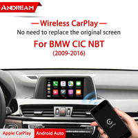 Wireless Apple CarPlay Android Auto MMI interface adapter Prime Retrofit  For BMW CIC NBT EVO System Series 1 2 3 4 5 7 X1 X3 X4 X5 X6 X7 Mini I3 Z4