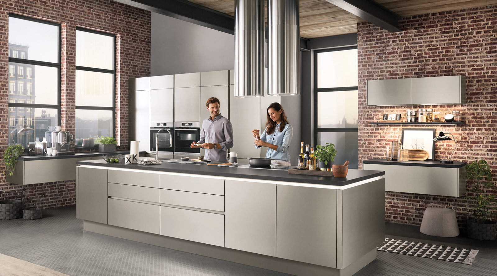 Buy and order nobilia kitchens and kitchen cabinets online