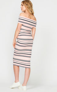 Kendra Bodycon Dress - Pea in a Pod