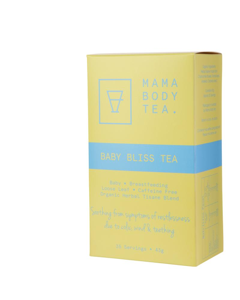 Baby Bliss Tea - Mama Body Tea