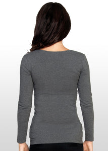 Addison Long Sleeve Nursing Top