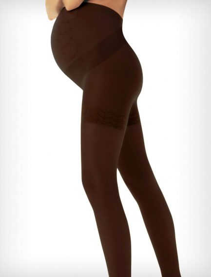 Pregnancy Opaque stockings - Solidea
