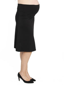 Maternity Work Skirt in A-Line Style - Angel Maternity
