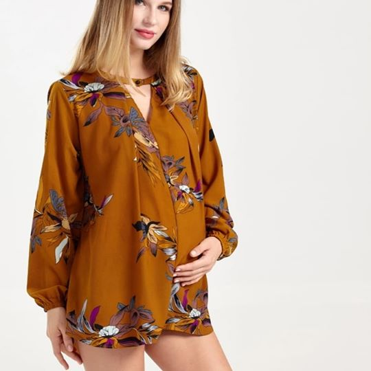 Lotus Blouse