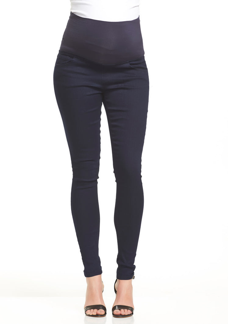 Essential Over Belly Denim - Soon Maternity