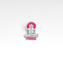 Load image into Gallery viewer, Game Pink Lapel Pin