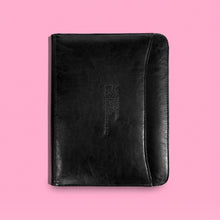 Load image into Gallery viewer, NBCF Leather Portfolio