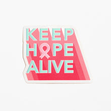 Load image into Gallery viewer, Keep HOPE Alive Sticker