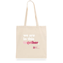 Load image into Gallery viewer, ToGetHer Canvas Tote Bag