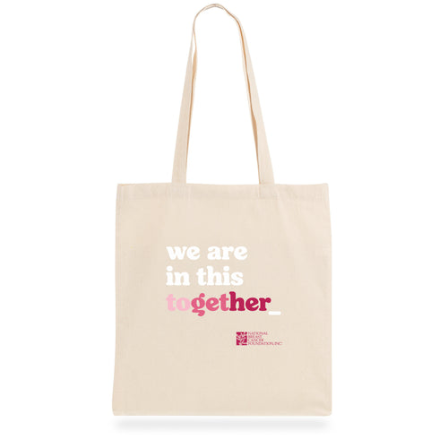 ToGetHer Canvas Tote Bag