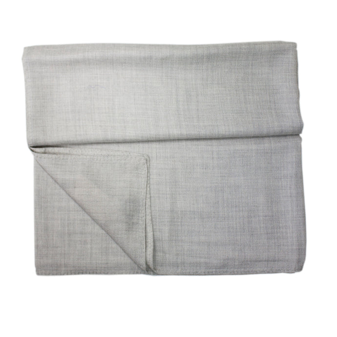 Grey Riems Throw