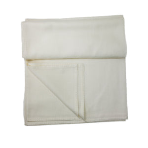 Ivory Riems Throw