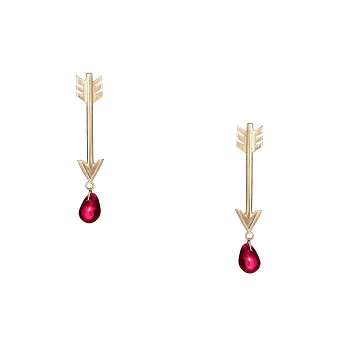 Artemis Arrow Earrings