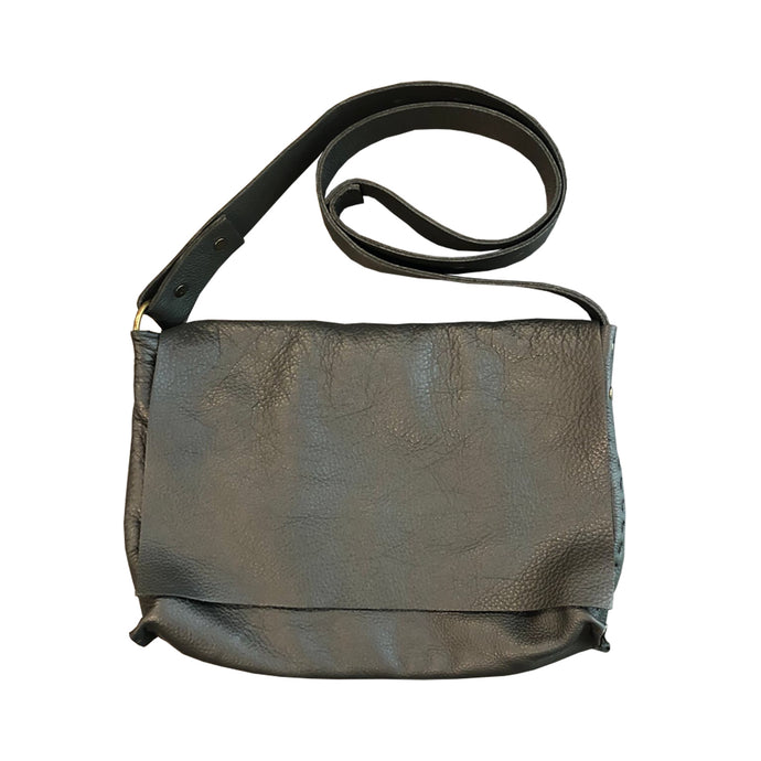 Orsay Steel Messenger Handbag