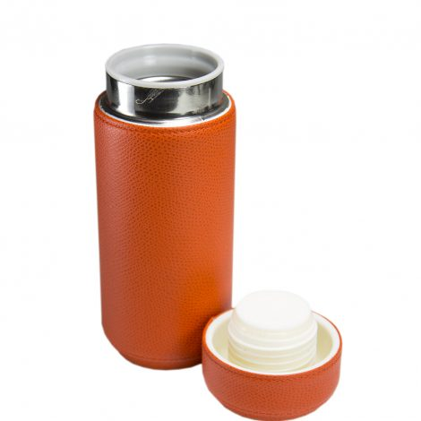 Orange Marly Capsule Thermos